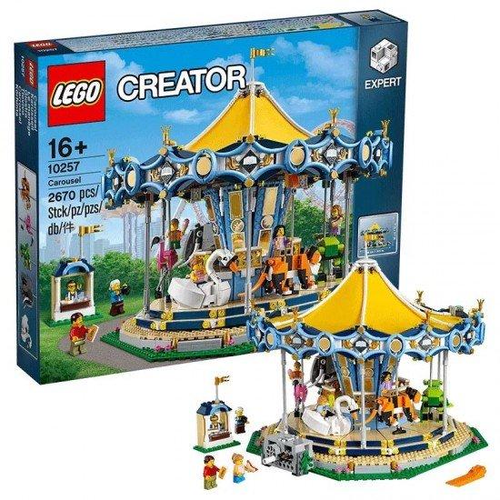 【LEGO】乐高10257 CREATOR Carousel(澳洲直邮)