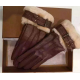 【OZWEAR】cs016羊毛口羊皮手套(澳洲直邮)